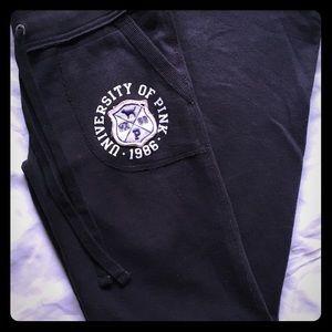 PINK Sweat Pants Size S
